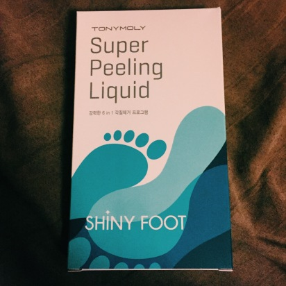 Tony Moly Super Peeling Liquid